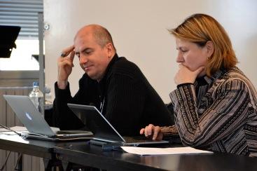 Didier Torny et Nathalie Jas