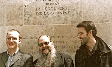 Workshop with R Brandom, Paris, 2002